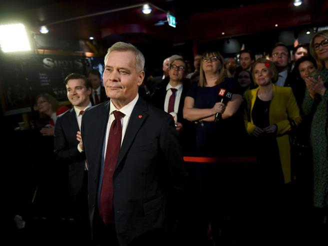Elezioni Finlandia, sinistra avanti. I populisti non sfondano: solo quarti